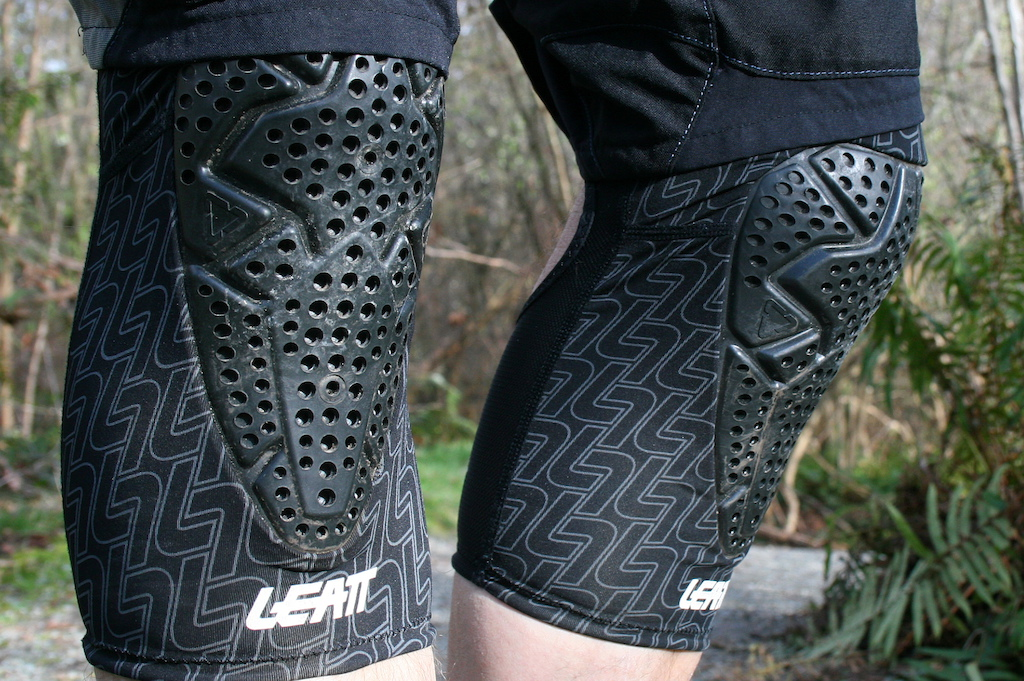 163a90687 Leatt 3DF Airflex Elbow and Knee Guards - Review - Pinkbike