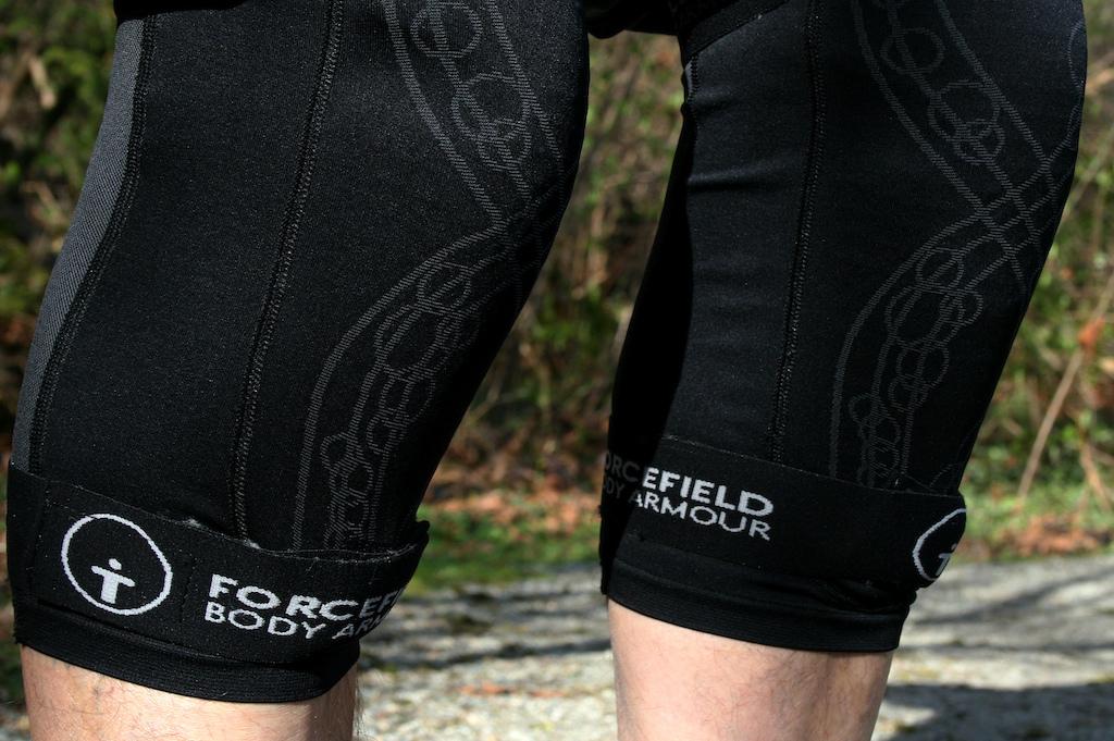 Forcefield Limb Tube Knee Protectors