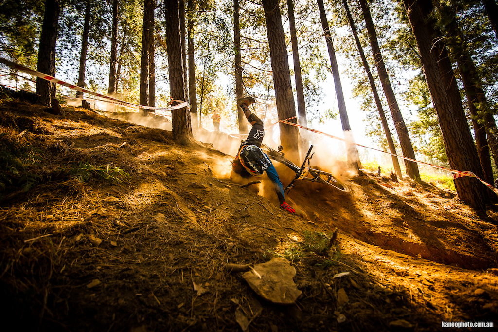 Bright National DH course 2015