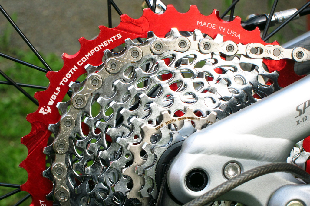 Wolf Tooth Components GC 42 cog 2015