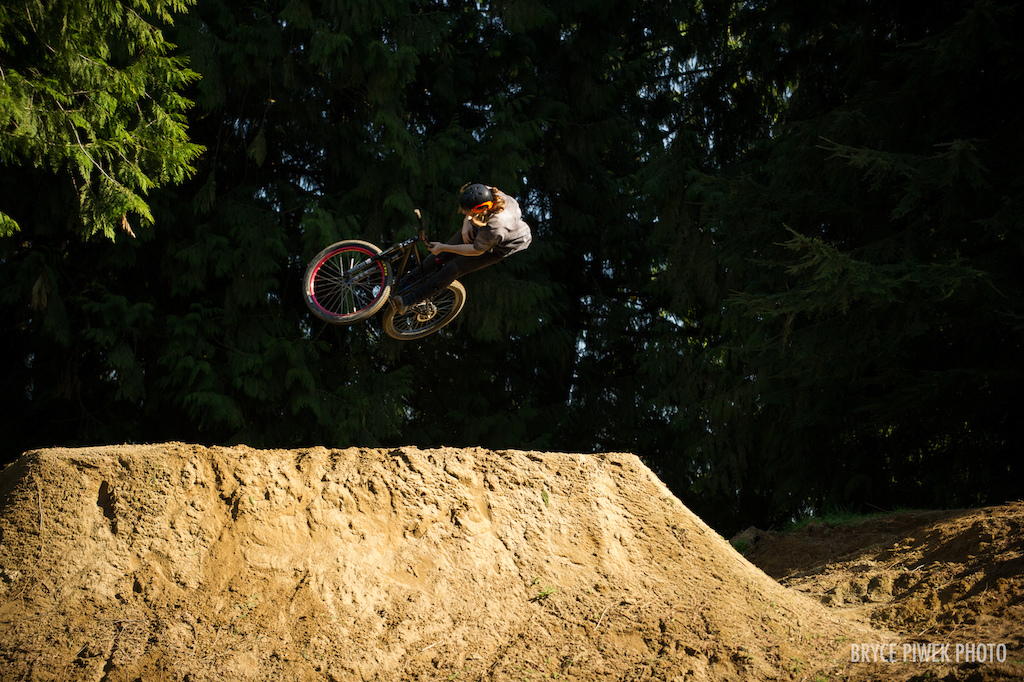 Dustin Gilding s Spring Jump Jam 2015