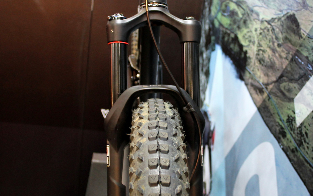 Mid-fat tire fury -Vee Rubber