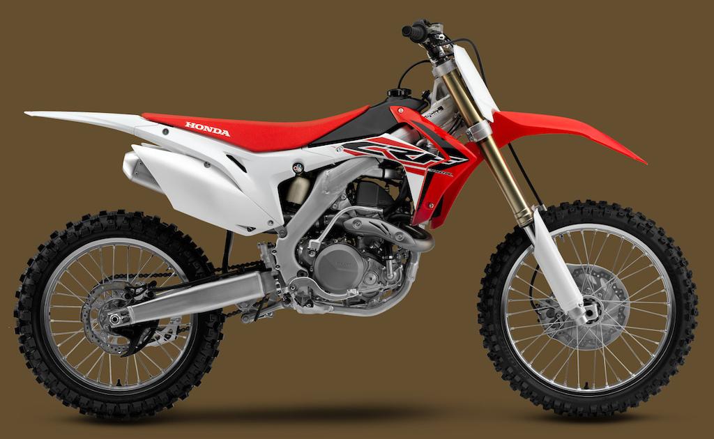 Honda CRF450r 2015