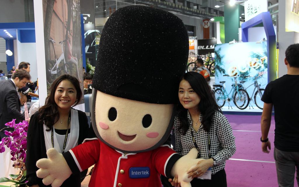 Taipei Cycle Show 2015