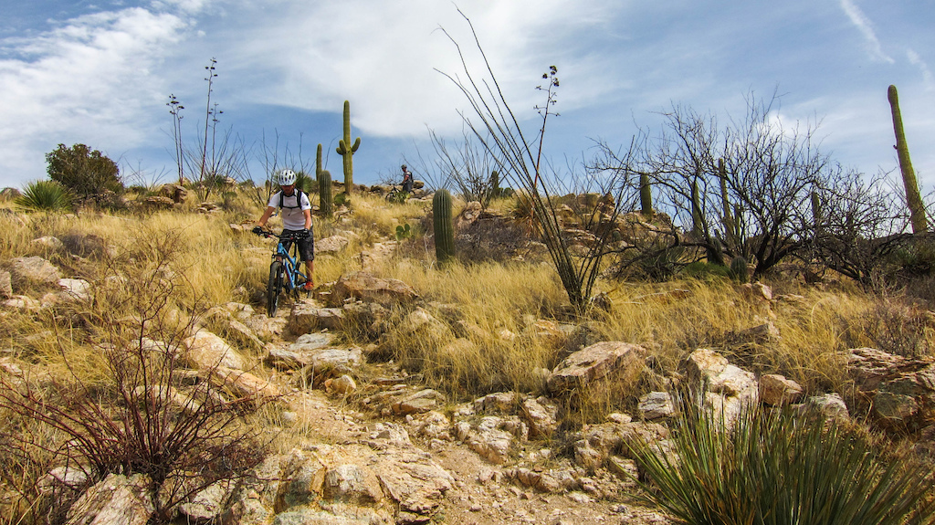 Trailforks Trail of the Month La Milagrosa