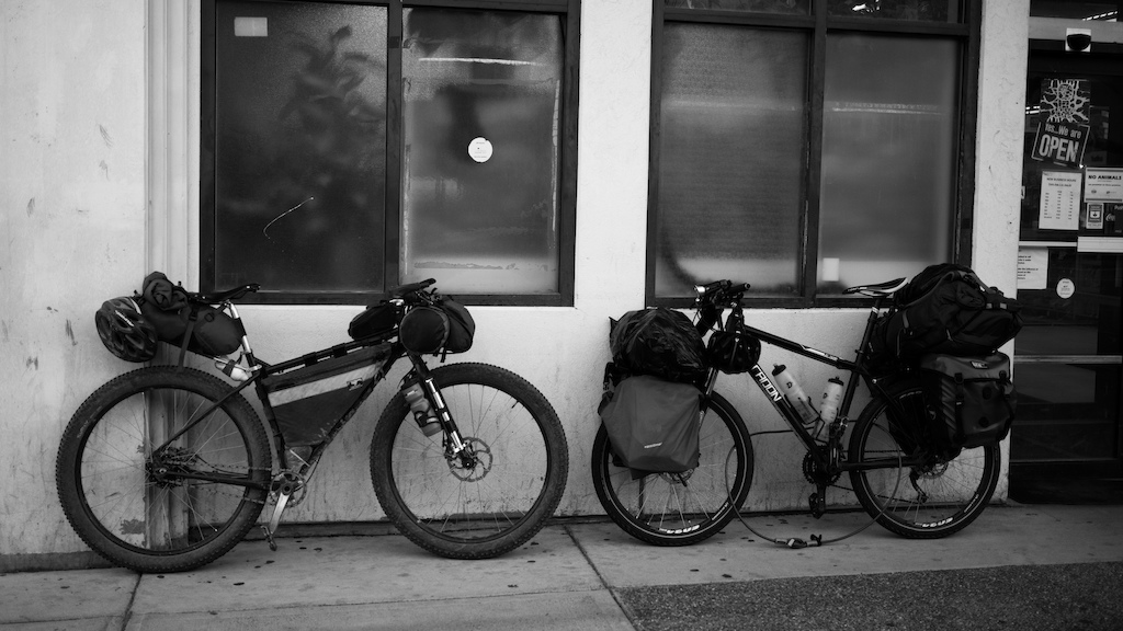 Call of the Wild - Bikepacking the Coast Mountains. Images by Skyler Des Roches