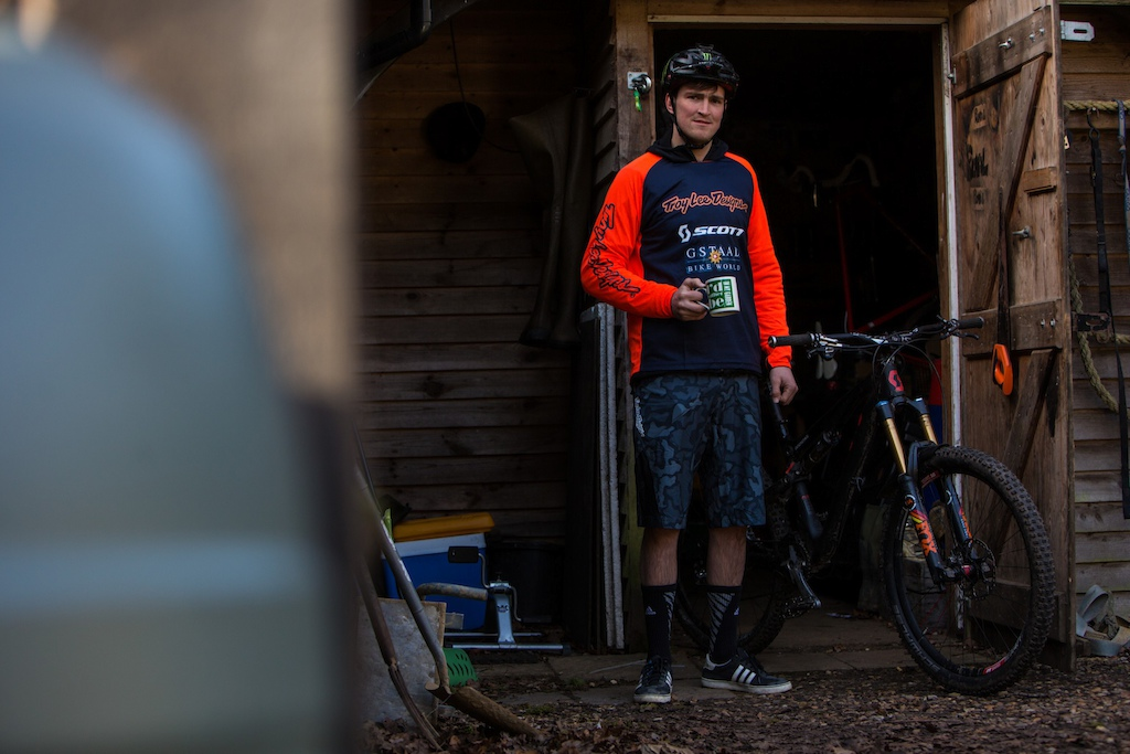 Images for the video - SCOTT Sports Presents Mountain Biking with Brendan Fairclough