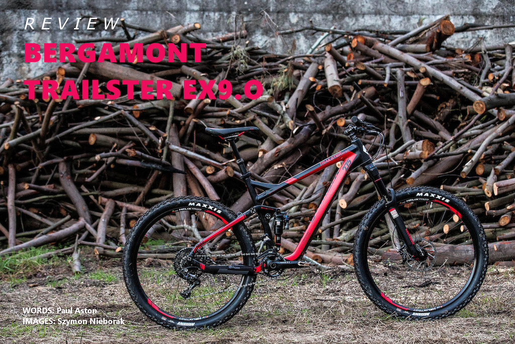 Bergamont Trailstar EX9.0