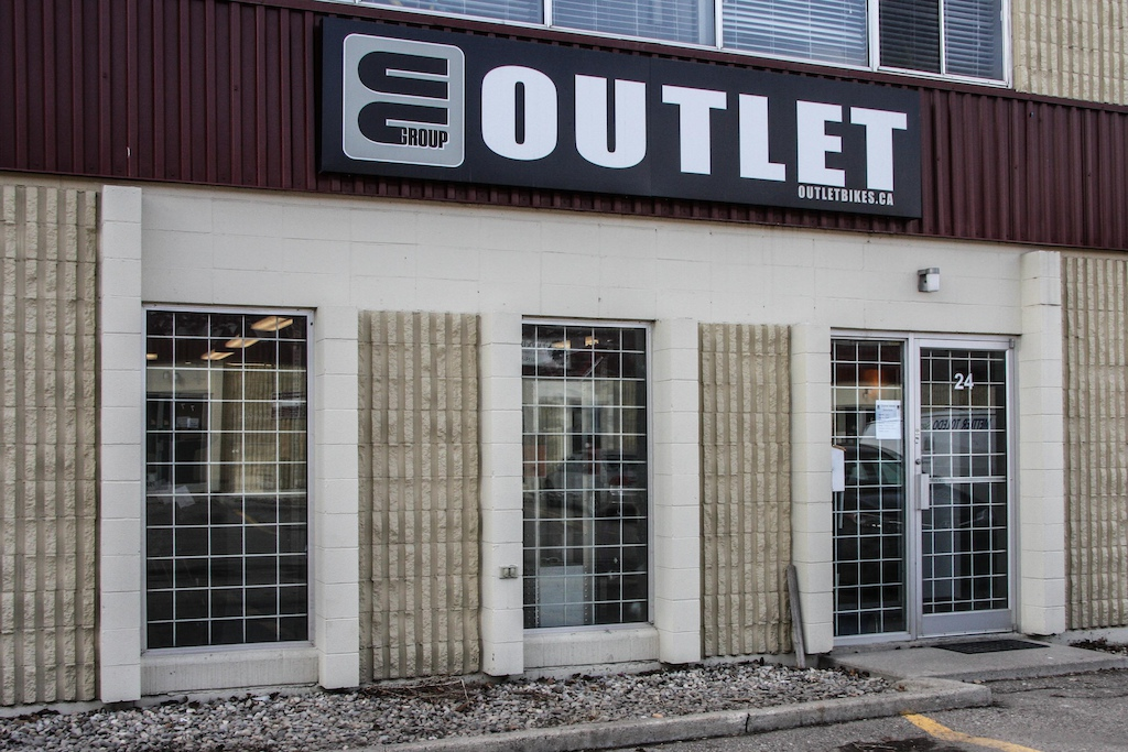 Calgary Cycle Outlet Sale