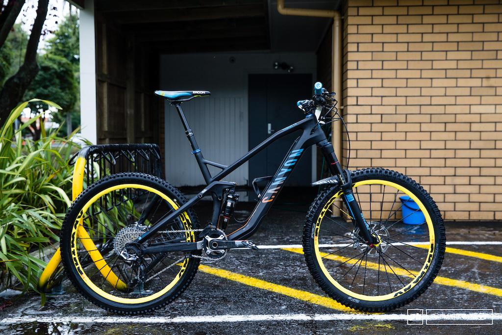 Fab Barel bike check