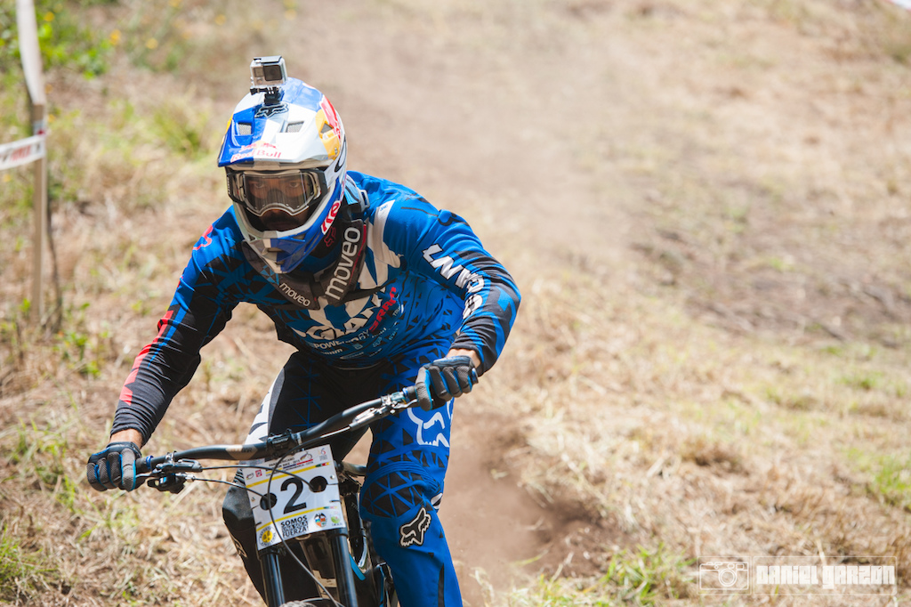 Free practice for Pan-American Championship 2015 in Cota, Colombia.