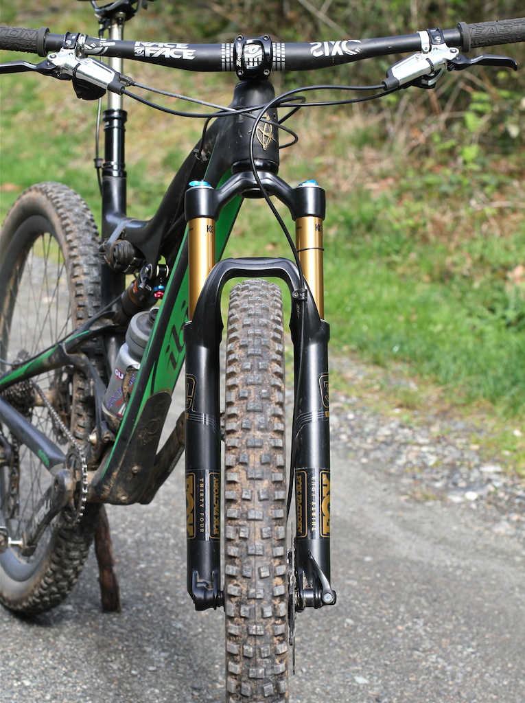 FOX Factory Series Float 34 - Review - Pinkbike
