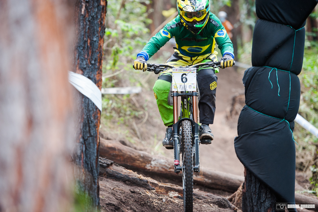 Solid rider took home bronze medal.