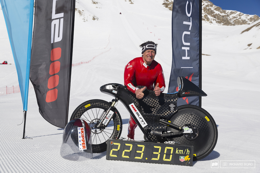Eric Barone Breaks World Speed Record By Bike The Full Story