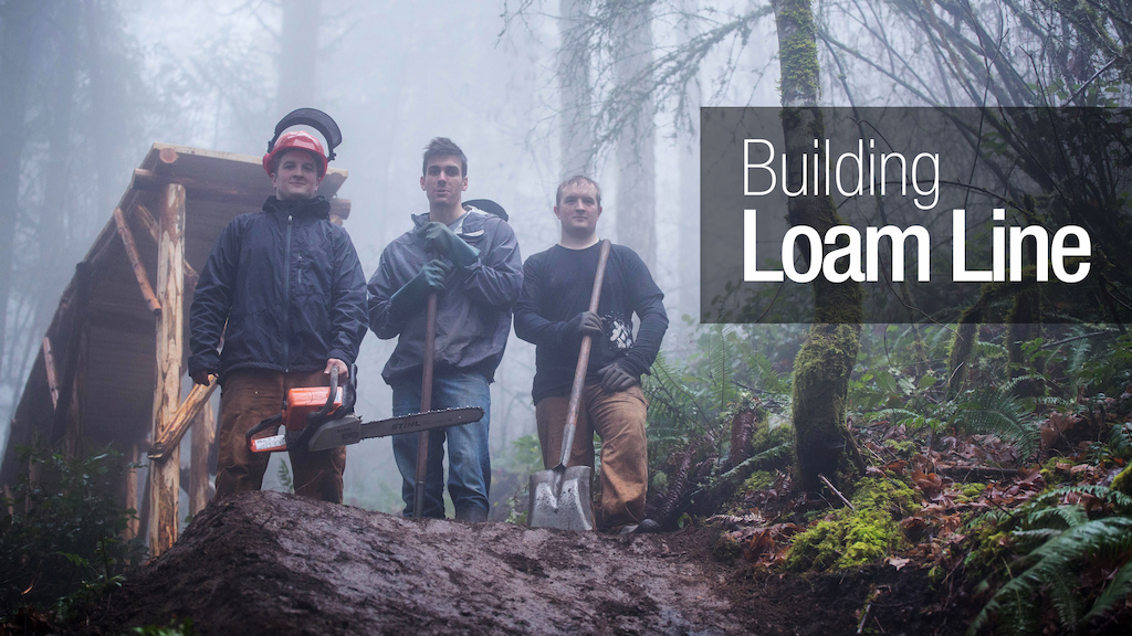 Images for One Year One Trail - The Building of Loam Line