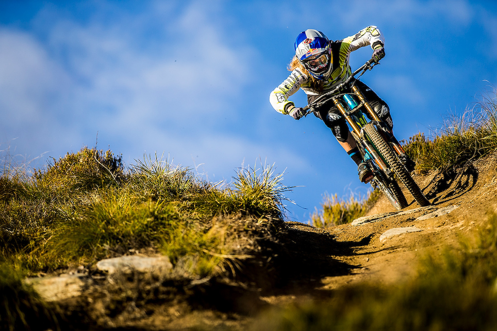 SVEN MARTIN PHOTO - AthertonRacing Pre Season Riding Camp Queenstown New Zealand.