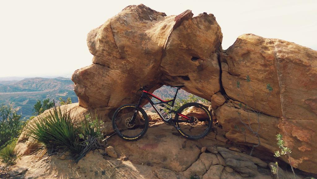 Hike a bike. Trespass to find the fun stuff.