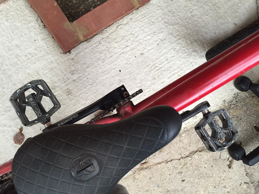 0 Professional Spec Custom BMX