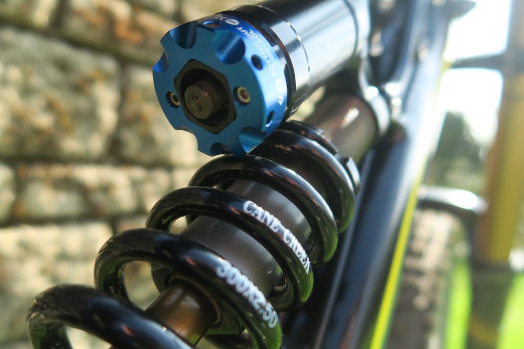 2013 Rose Beefcake Downhill bike