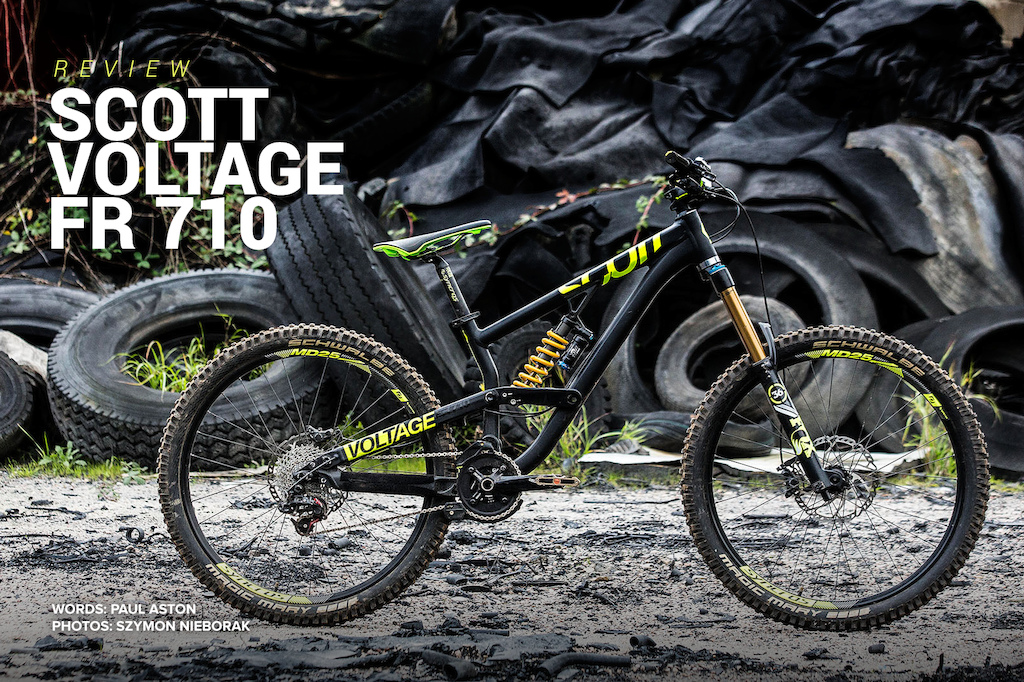 Scott Voltage FR 710 Review