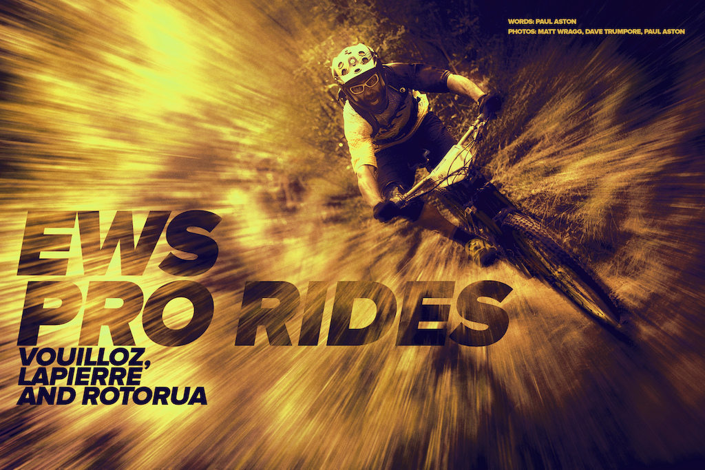 EWS PRO Rides