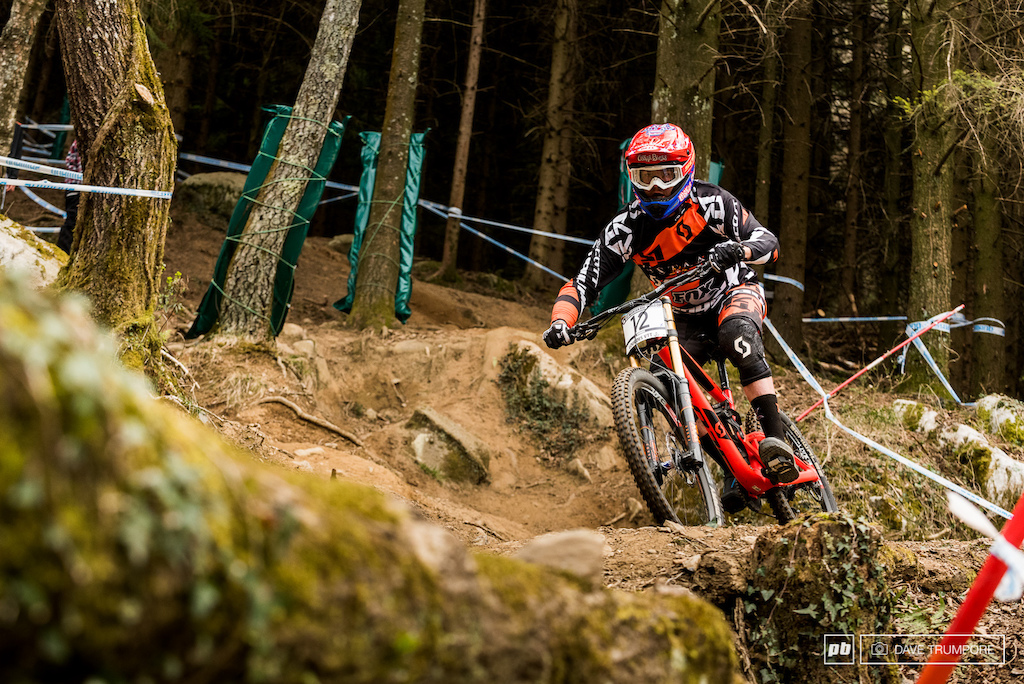 Neko Mulally is one of the fastest riders out there through rough sections and rock gardens. Considering the track in Lourdes is full of both those things top to bottom Neko is definitely one to watch this weekend.