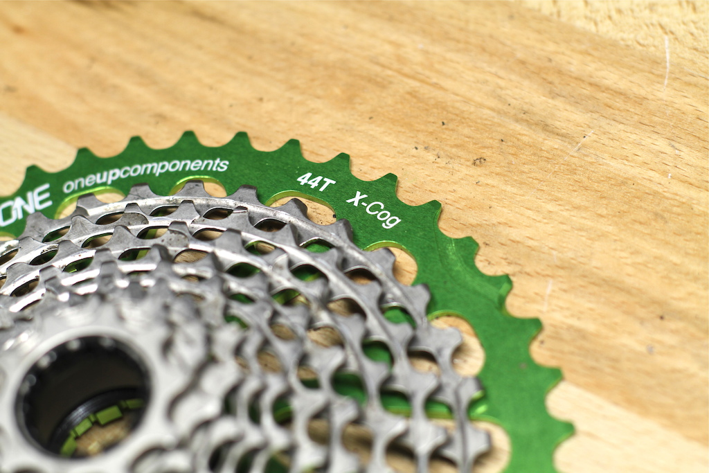 OneUp X-Cog review test