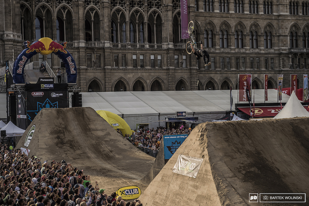 Massive backflip tsunami from the young German shredder Nico Scholze.