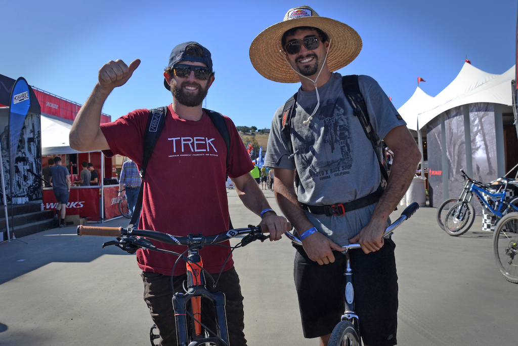 Who s excited for the return of FEST Yeah we are too. CruzFEST kicks off the 2015 series next week with the help of these two cats R-Dogg and Kyle J.