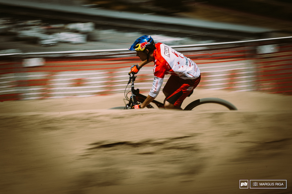 Curtis Keene, The American Dream, is a fixture on the Enduro World Series and a top contender at any race.