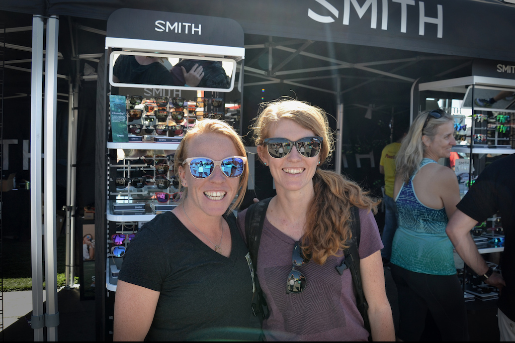 Two rebel gingers or rather two gingers wearing Smith s new Rebel lifestyle sunglasses.