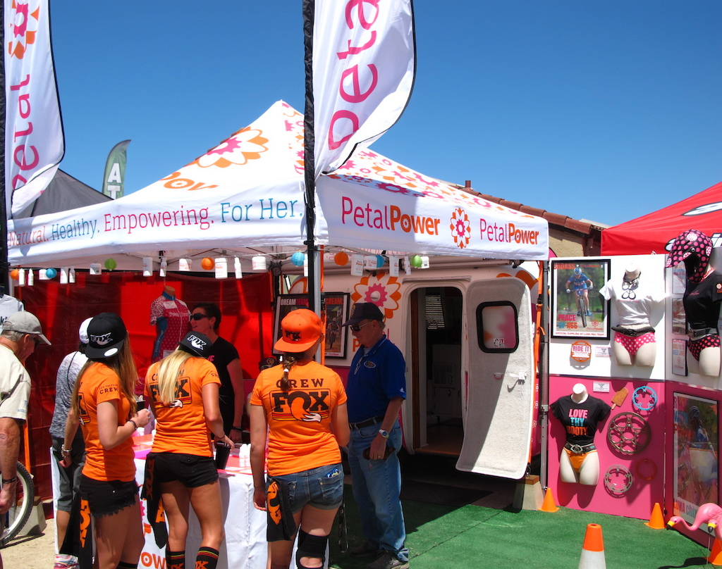 Petal Power specializes in Feminine Hygiene and chamois cremes.