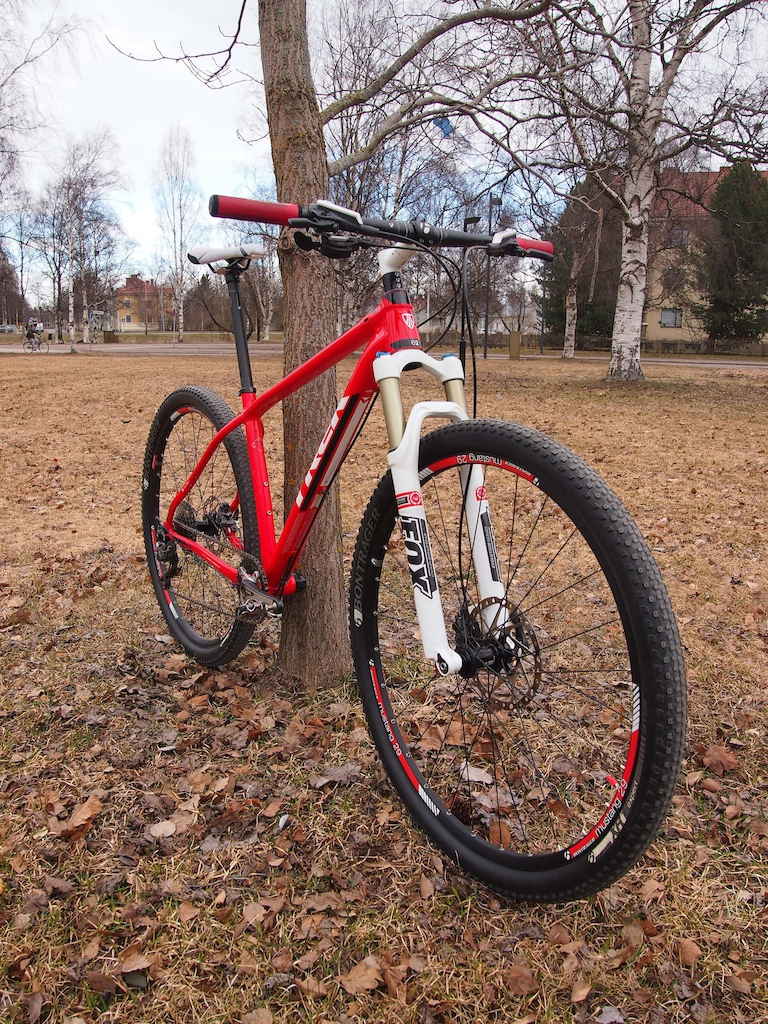 "Trek Superfly 8 2014, 18,5"" for sale."