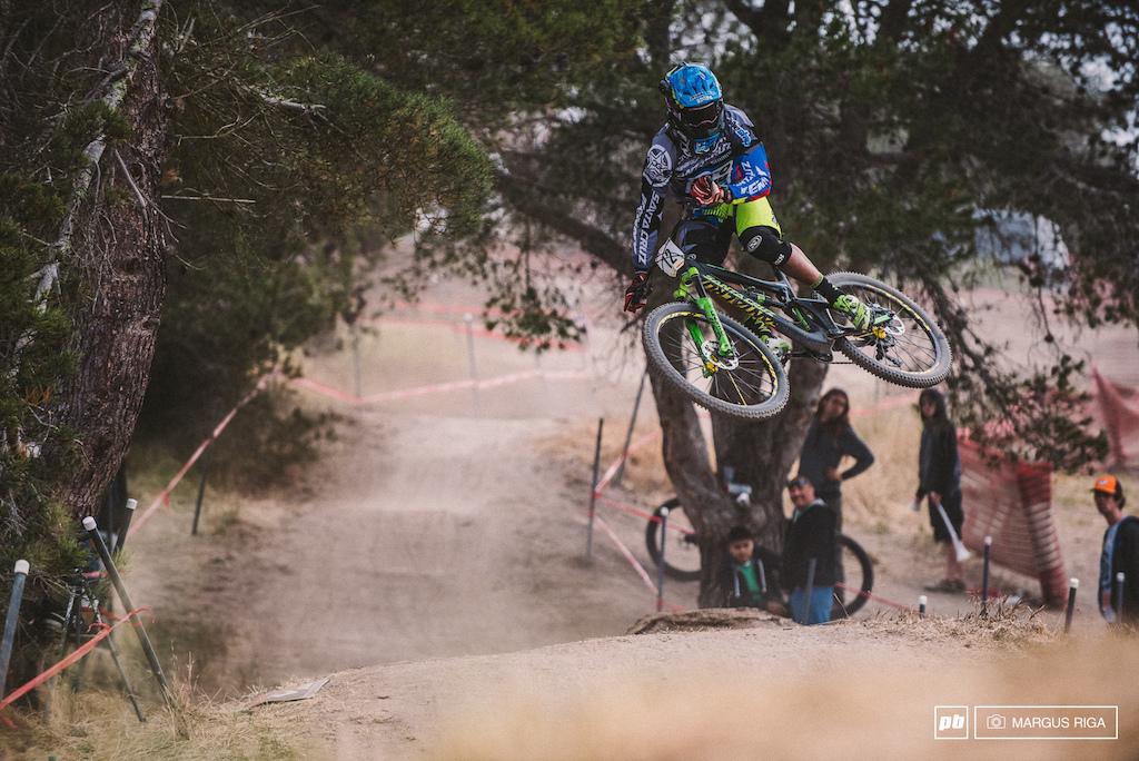 CG s bike skills always amaze.