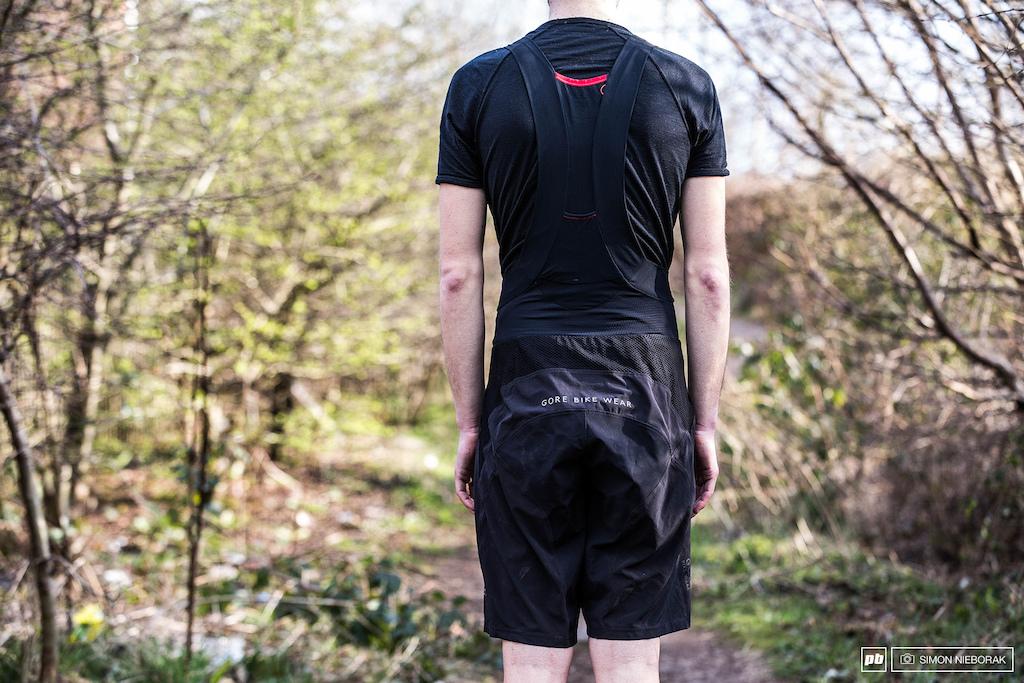 Gore Bike Wear ALP-X PRO 2in1 Shorts - review