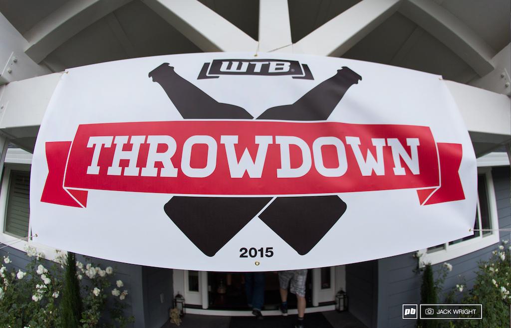 WTB Throwdown