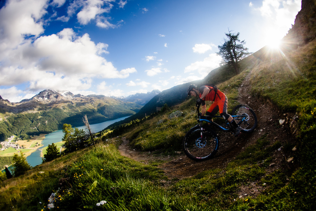 Exploring Via Grischa with Yoann Barelli and Tobi Woggon - Images by Matt Wragg