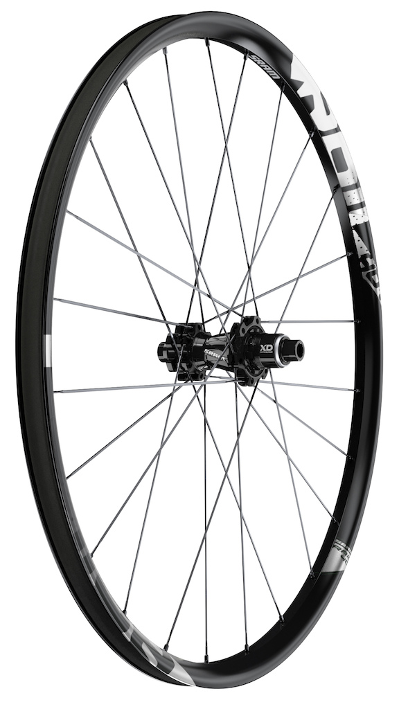 SRAM RAIL 40 Wheels