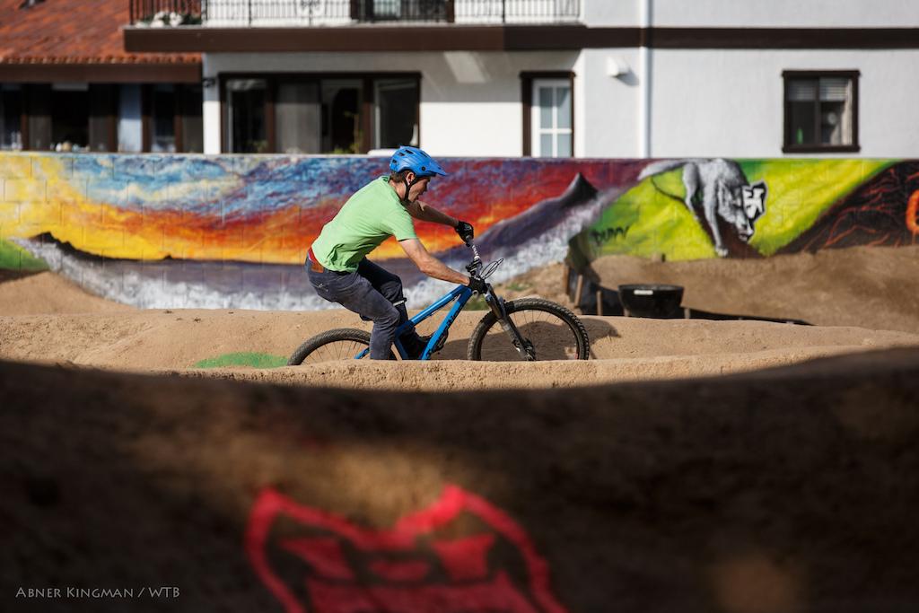2015 WTB Thowdown Novato California Jeff Kendall-Weed