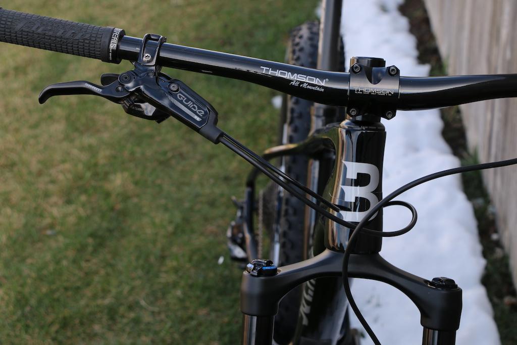 2015 Borealis Echo X01/Next SL/Thomson/HED Wheels W/Bluto  RCT3