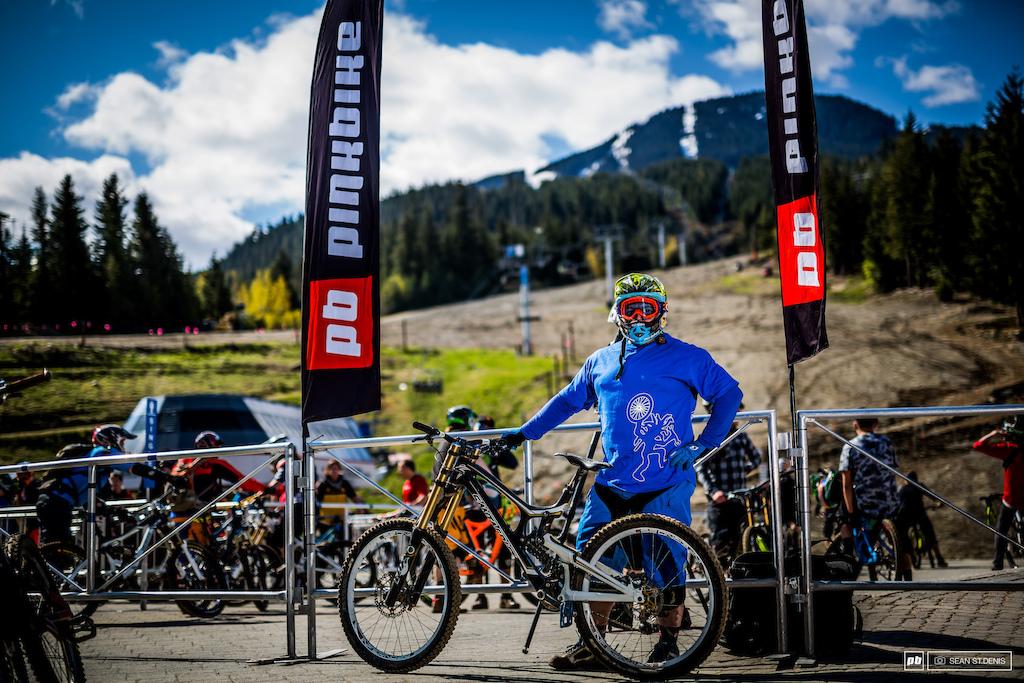 Whistler Bike Park opening day 2015