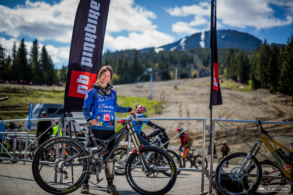 Whistler Bike Park opening day 2015