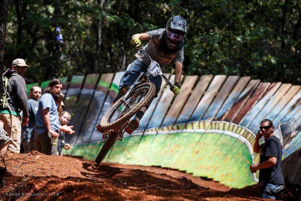 The Dirty Sanchez Enduro Race 2015 Grass Valley California Duncan Mason 15th place