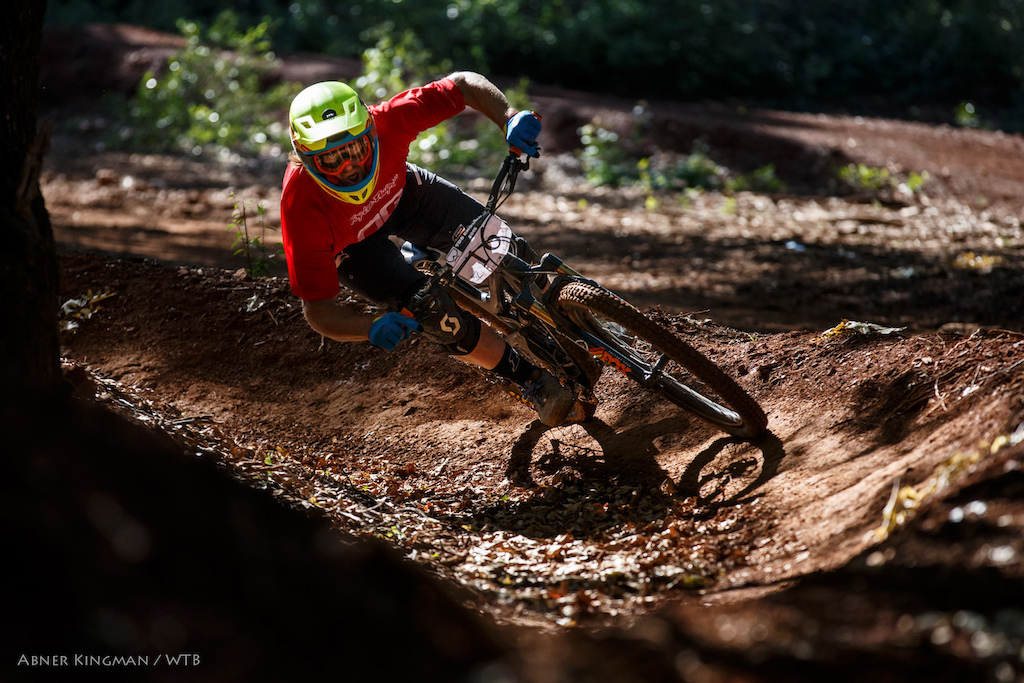 The Dirty Sanchez Enduro Race 2015 Grass Valley California Ariel Lindsley 14th place