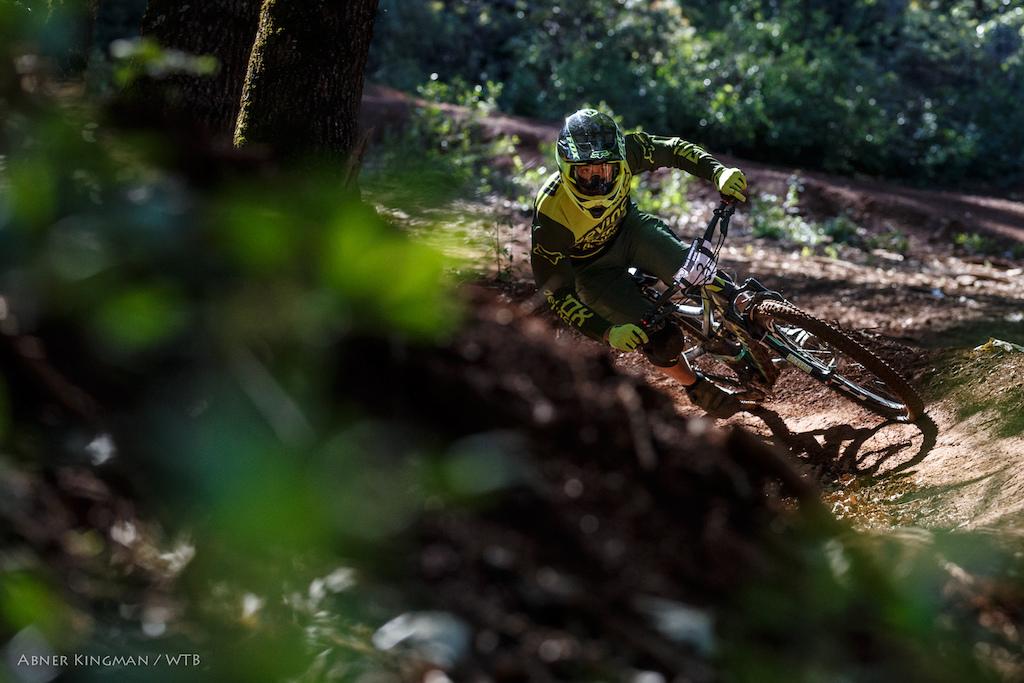 The Dirty Sanchez Enduro Race 2015 Grass Valley California Mason Bond 6th place