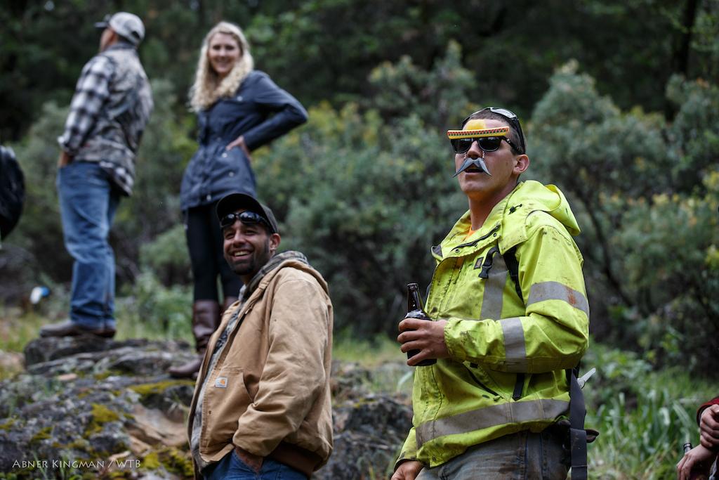 The Dirty Sanchez Enduro Race 2015 Grass Valley California