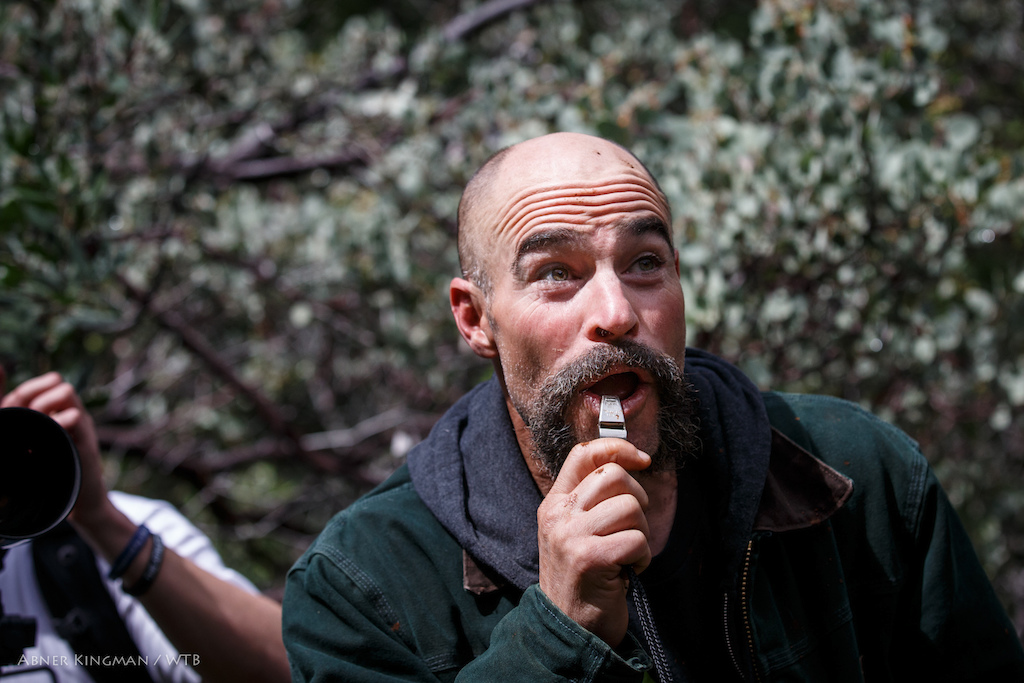 The Dirty Sanchez Enduro Race 2015 Grass Valley California Mark Weir