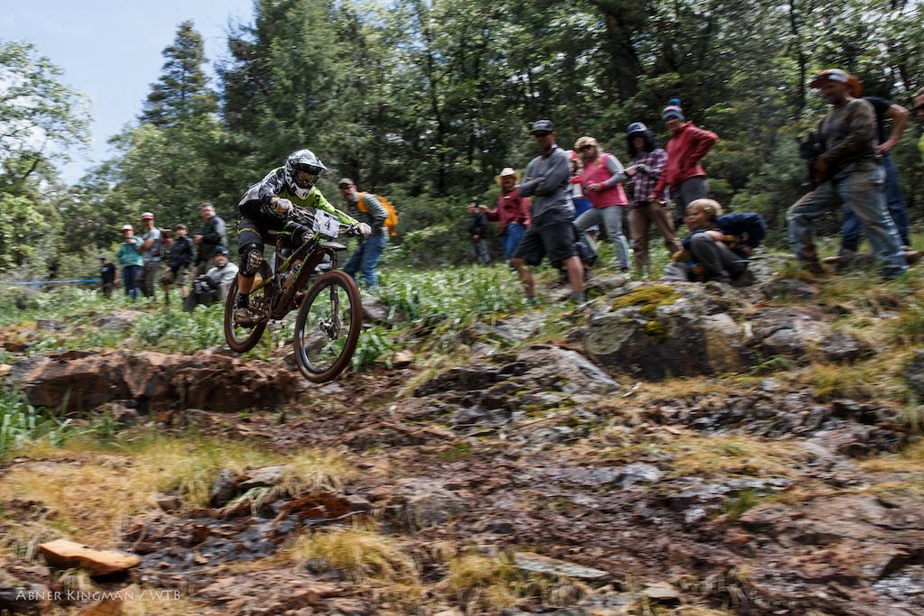 The Dirty Sanchez Enduro Race 2015 Grass Valley California Jason Moeschler 9th place