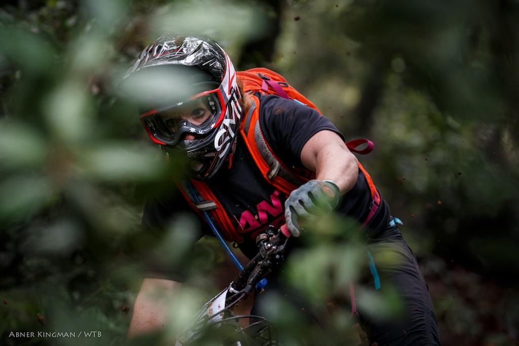 The Dirty Sanchez Enduro Race 2015 Grass Valley California Mallory Burda 9th place