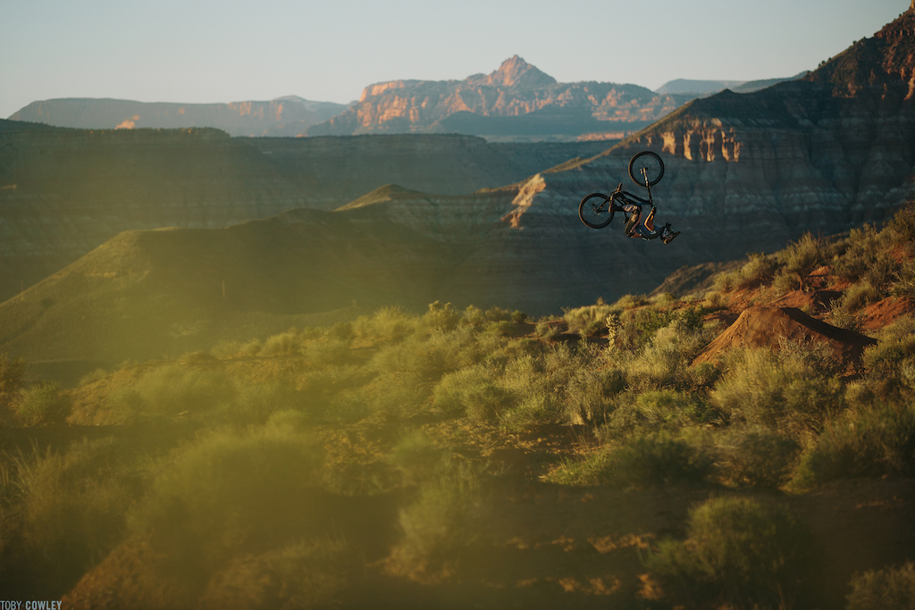 Chromag - Reece Wallace in Utah images